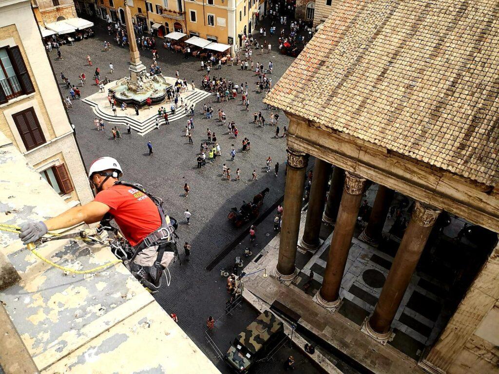 Pronto intervento edile a Roma